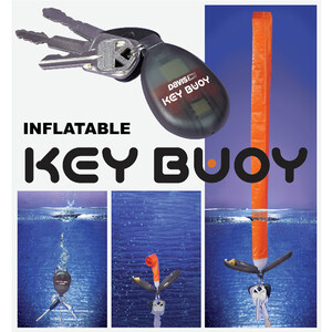 Key Buoy Self-Inflating Keyring