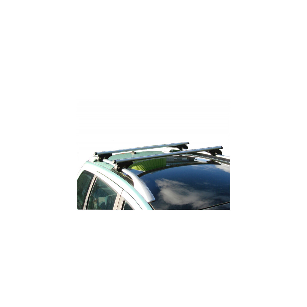 Universal Aluminium Roof Bar Set