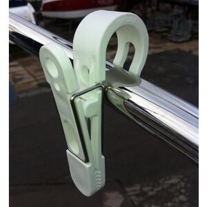 Multipurpose Peg Clips (4pk)