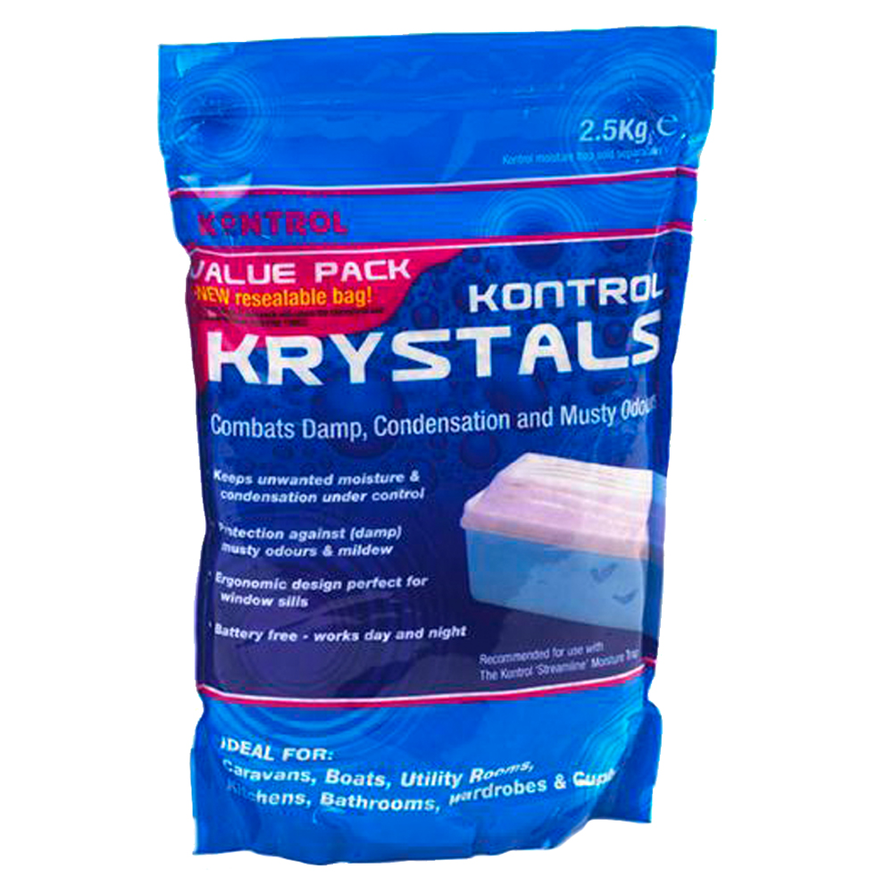 Crystal Refill Pack 2.5kg