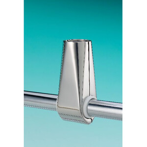 Rail Mount Flag Pole Socket