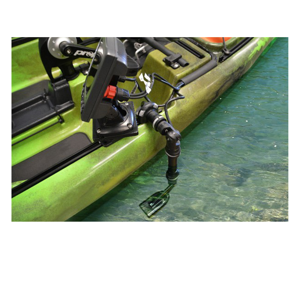 Kayak + Canoe Sounder & Transducer Mount