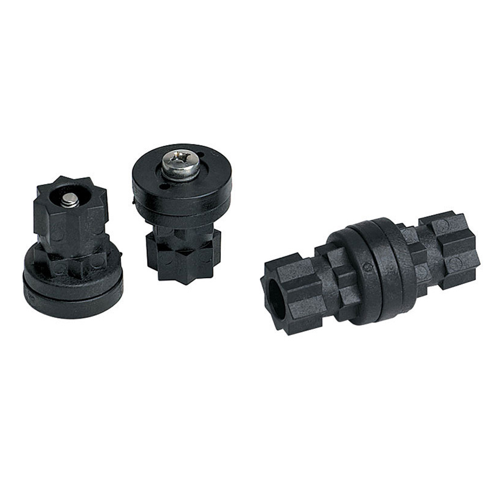 Attachment Adaptor (Pair) - Black