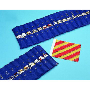 Code Flag Set - 53cm