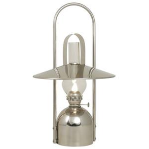 Stainless Steel Oil Lamp - Sampan II