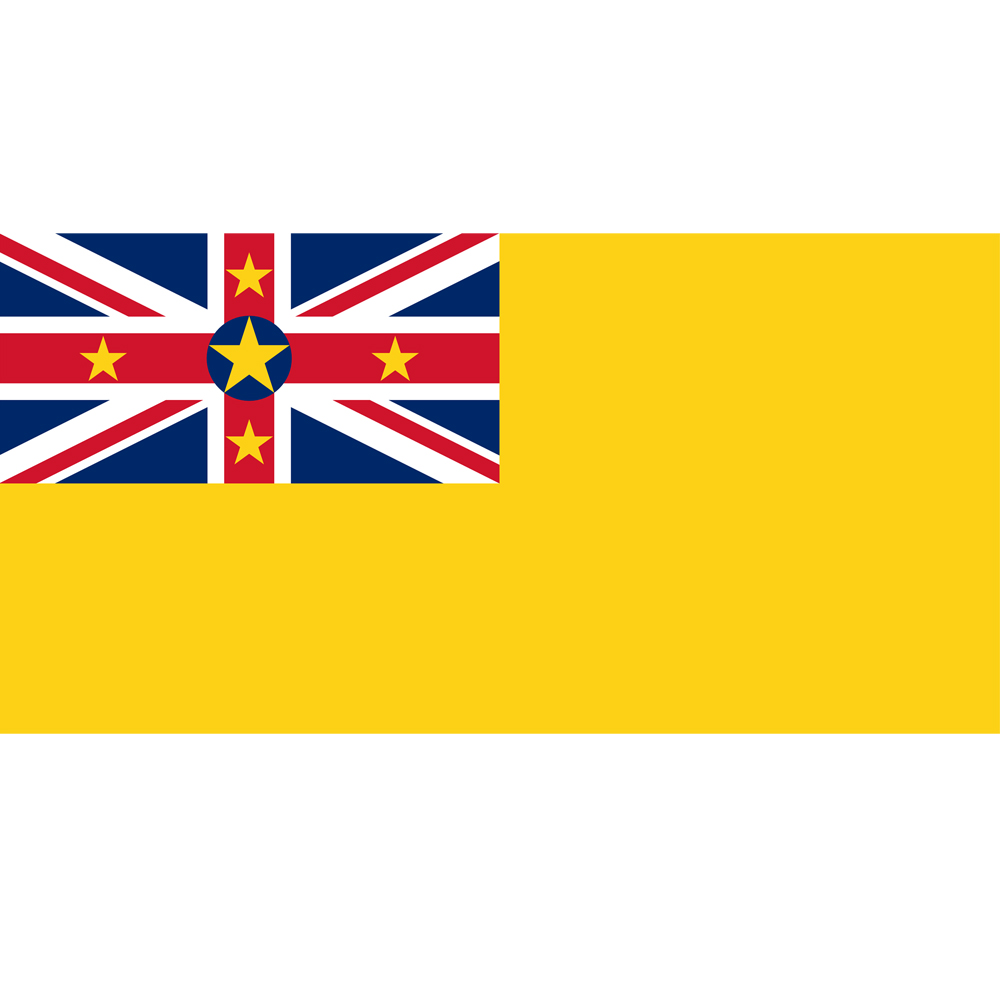 Courtesy Flag Niue