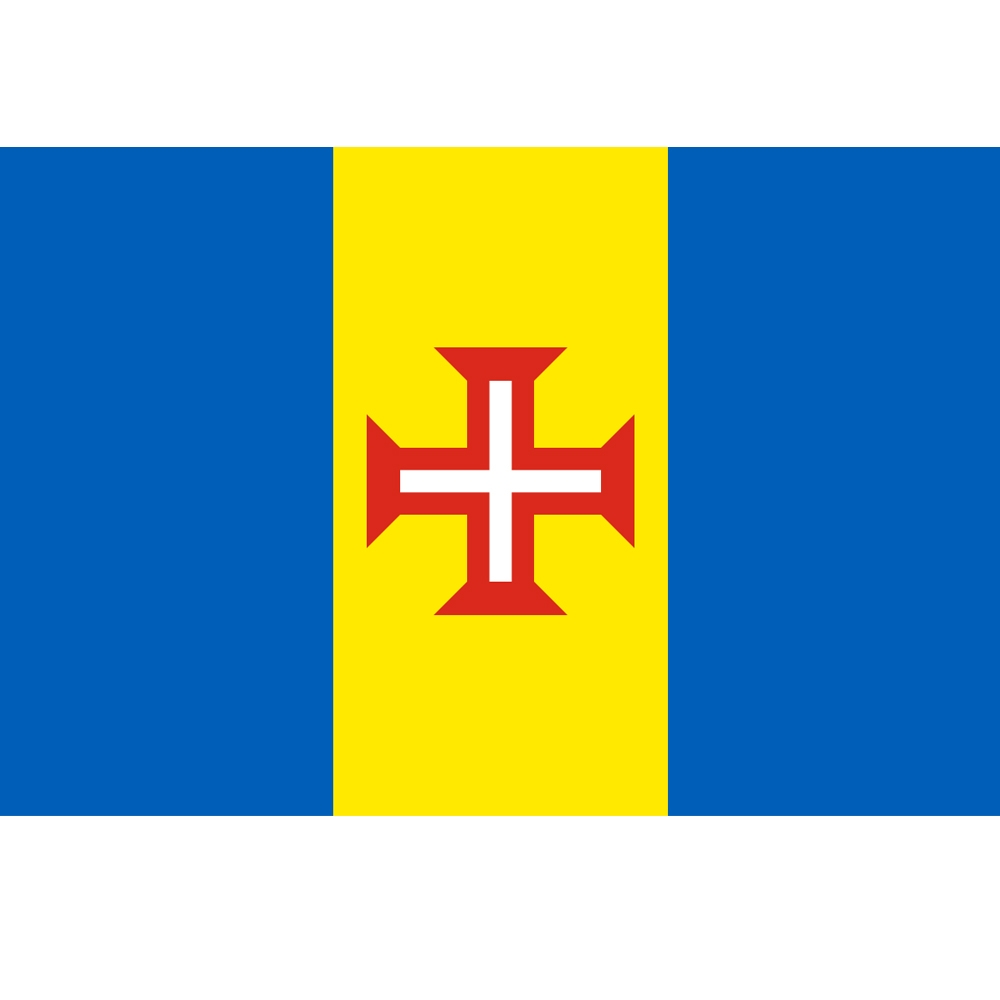 Courtesy Flag Madeira