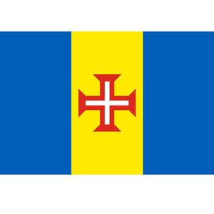 Courtesy Flag Madeira