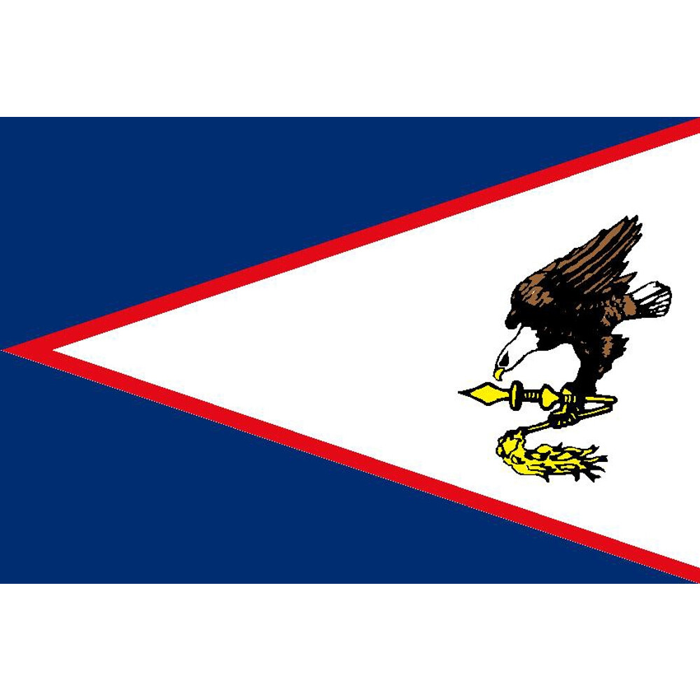 Courtesy Flag American Samoa