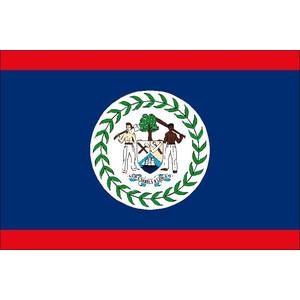 Courtesy Flag Belize