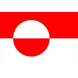 Courtesy Flag Greenland