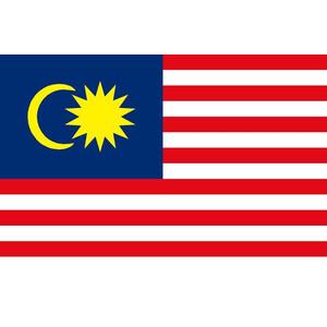 Courtesy Flag Malaysia