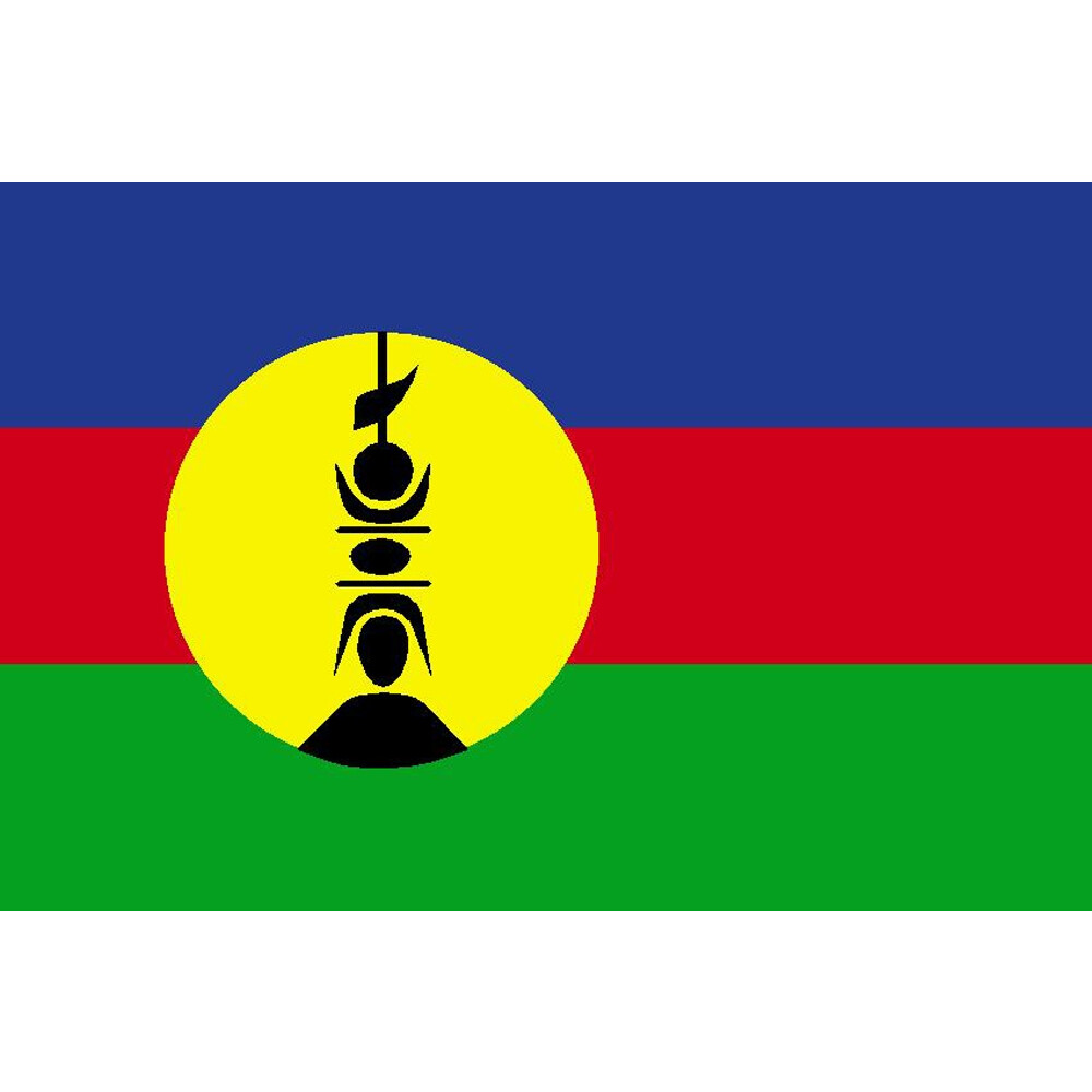 Courtesy Flag New Caledonia