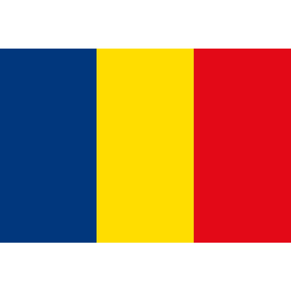 Courtesy Flag Romania