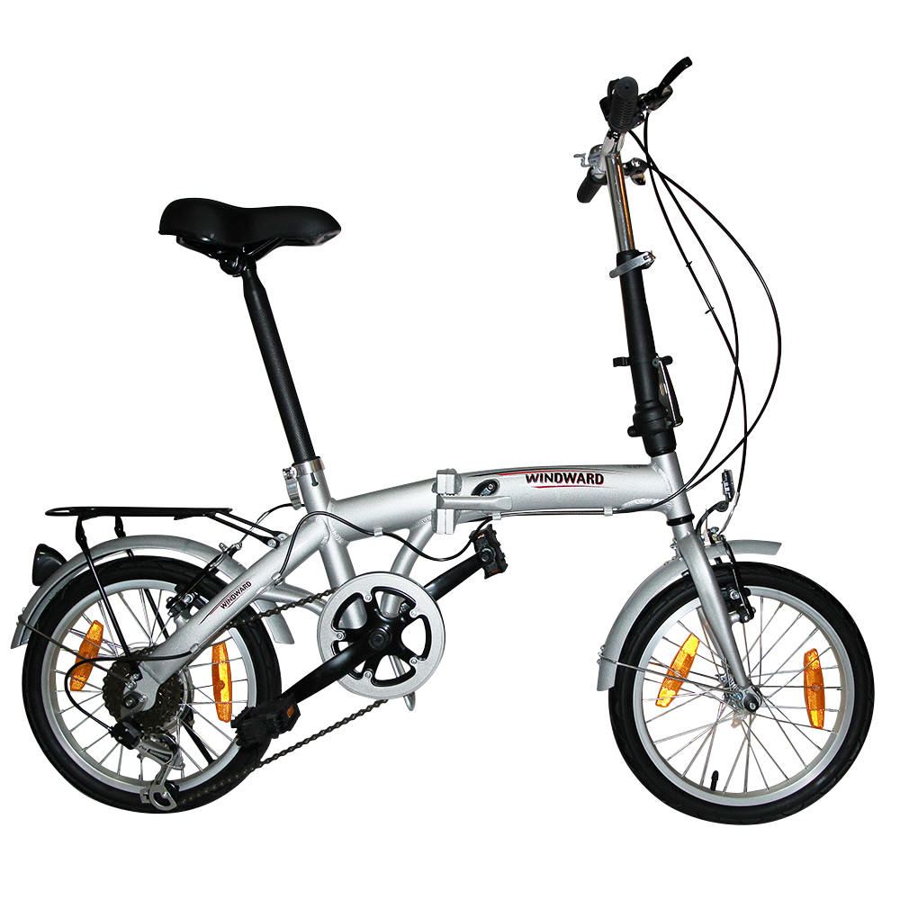 Stowaway Aluminium Folding Bike