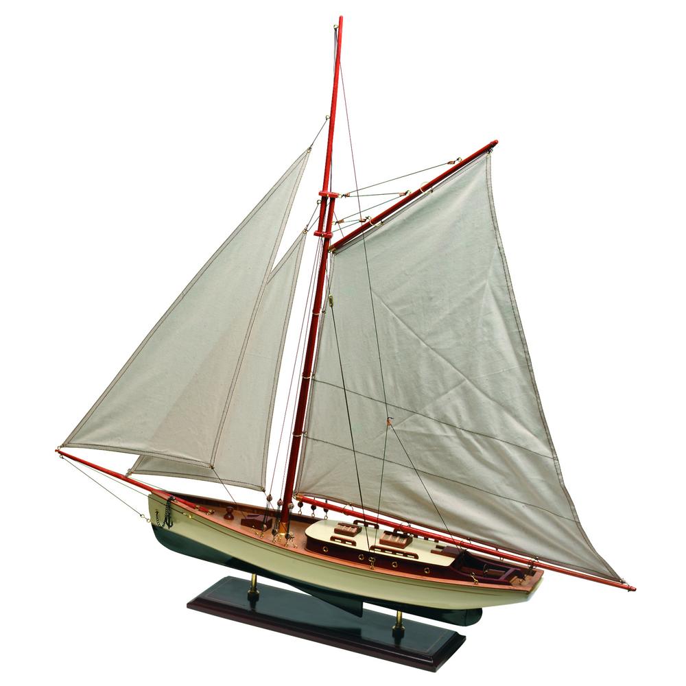 Model Yacht - Broads Yacht