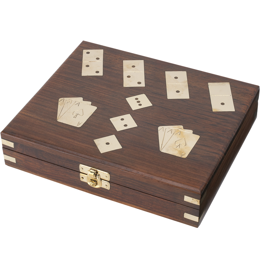 Captains Cabin Boxed Game Set