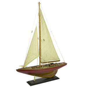 Model Yacht - Antique Pond Yacht