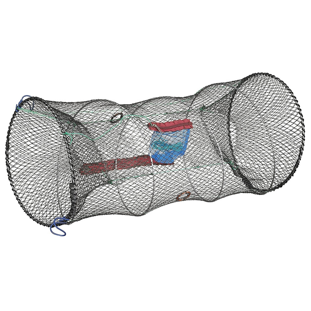Collapsible Sprung Trap