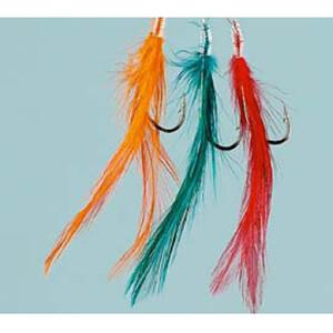Multi Coloured Feathers