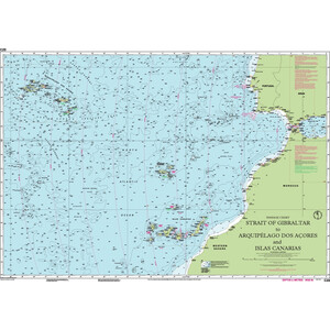 C20 Gibraltar to Arquipelago dos Azores and Islas Canaries