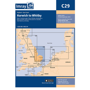 C29 Harwich to Whitby