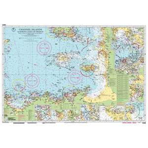 C33B Channel Islands (South) & North Coast of France