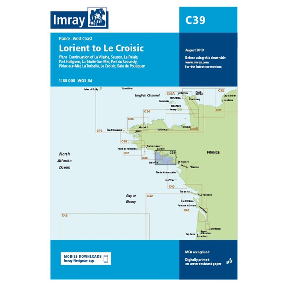 C39 Lorient to Le Croisic