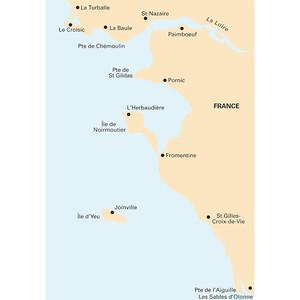 C40 Le Croisic to Les Sables d'Olonne
