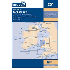 C51 Cardigan Bay - Milford Haven to Tremadoc Bay