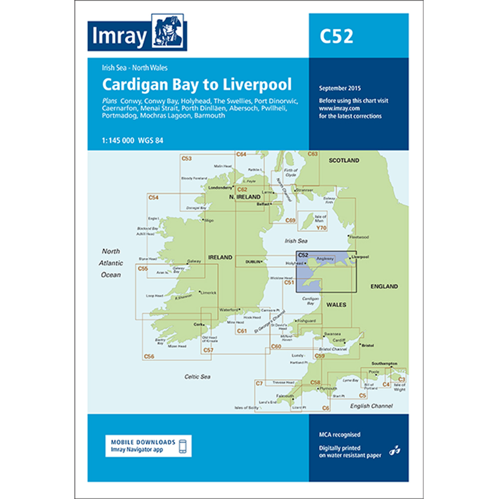 C52 Cardigan Bay to Liverpool