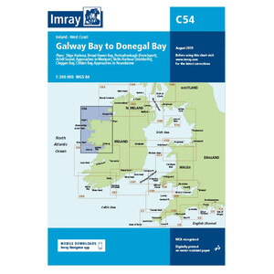 C54 Galway Bay to Donegal Bay