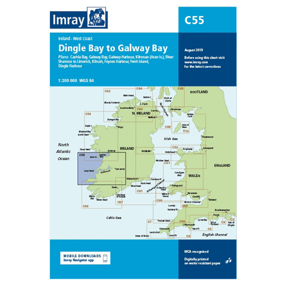 C55 Dingle Bay to Galway Bay