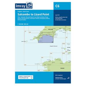 C6 Salcombe to Lizard Point