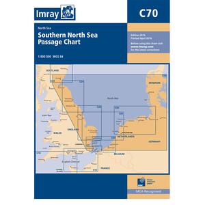 C70 Southern North Sea Passage Chart