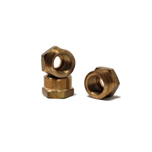 Blakes Lavac  Spares - Burner Connecting Nut