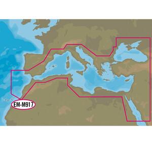 Mega-Wide MW1 - Mediterranean & Black Sea (Max Only)