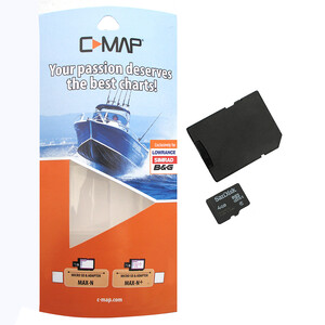 MAX-N Wide - East Med, Black & Caspian Seas