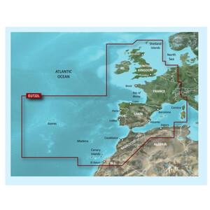BlueChart g3 Vision Large - Europe Atlantic Coast
