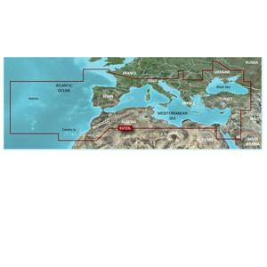 BlueChart g3 Vision Large - Southern Europe