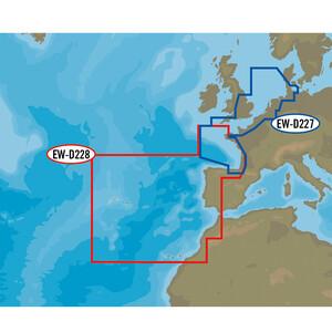 4D MAX Wide - West European Coasts