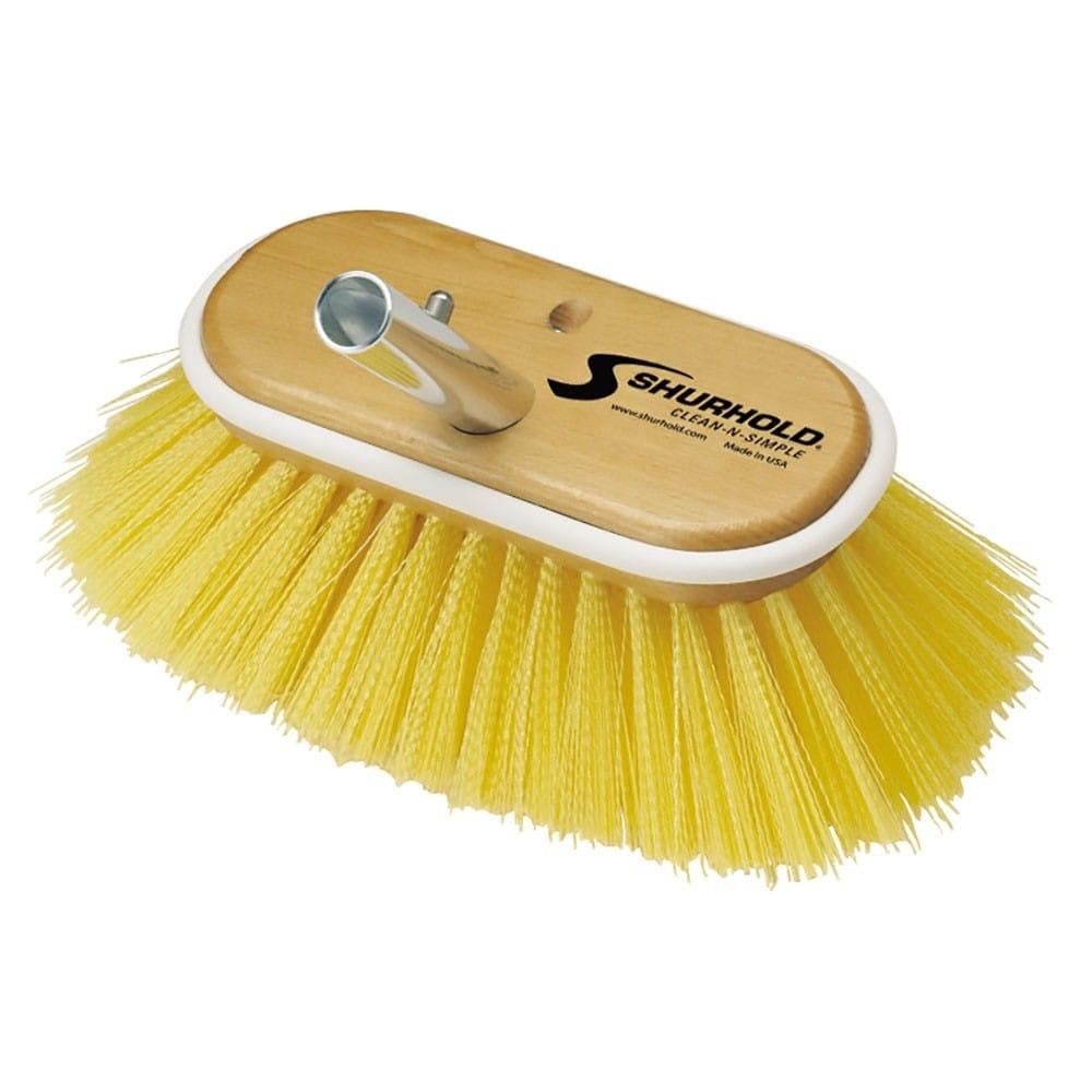 Medium Brush Yellow Polystyrene