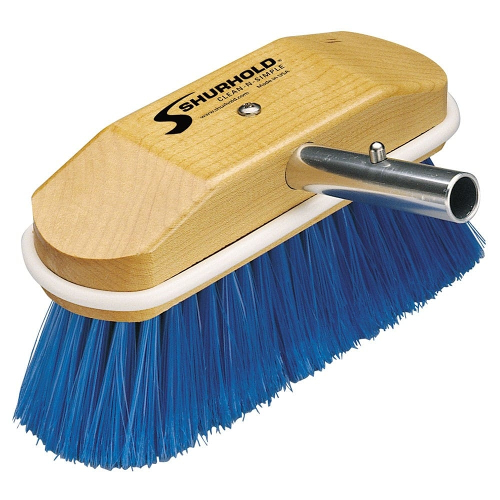 Extra Soft Window Brush Blue