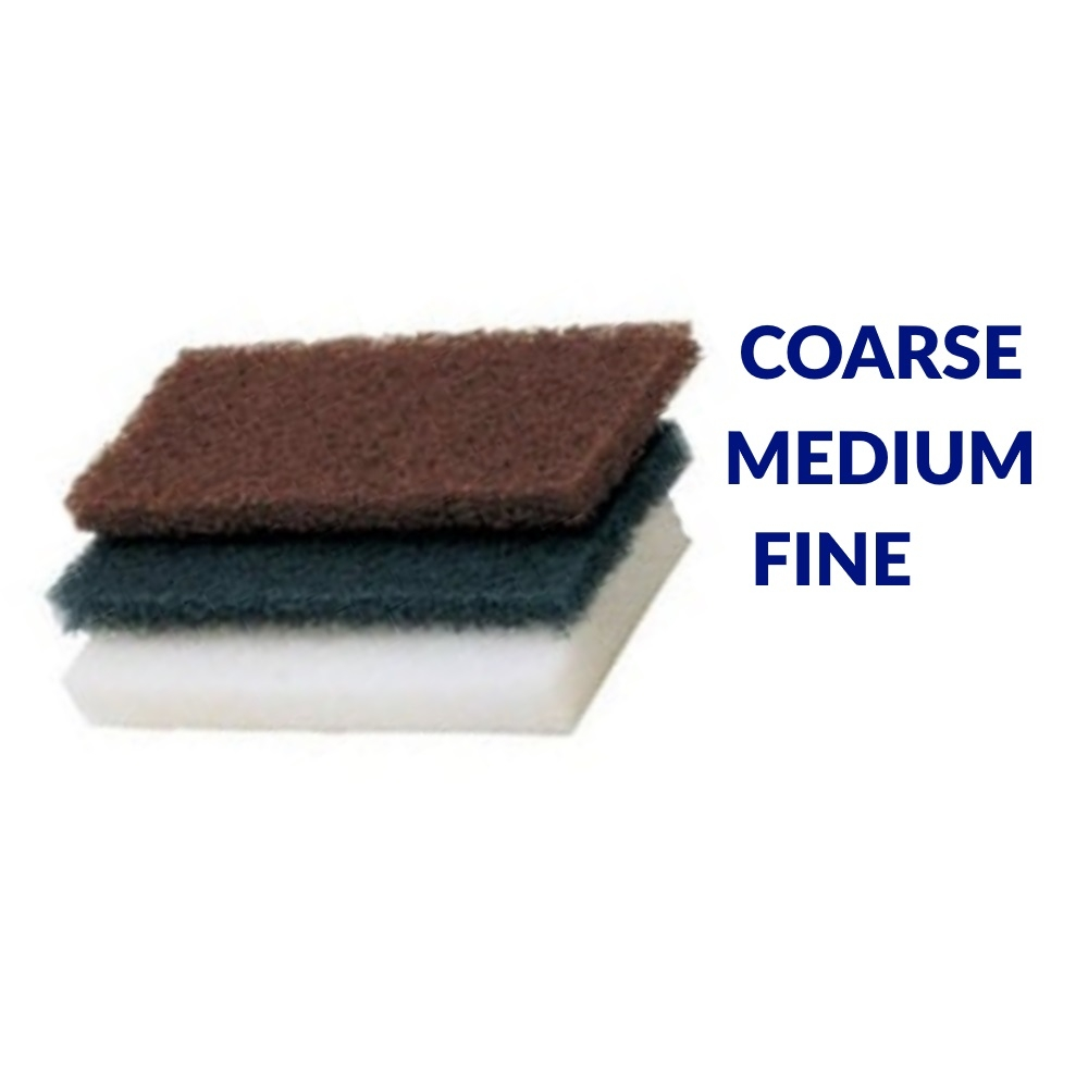Course Scrubber Pad (2 Pack)