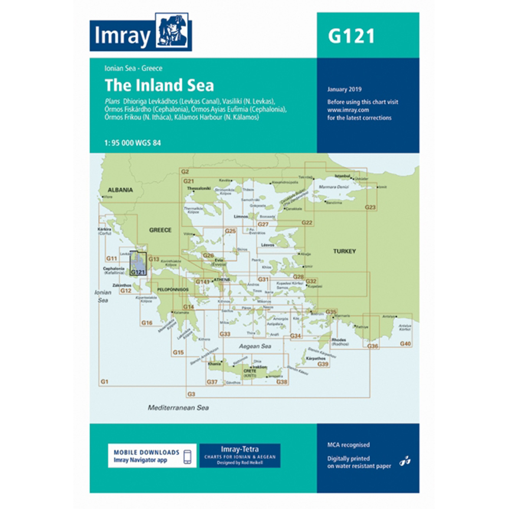 G121 Inland Sea (Ionian)