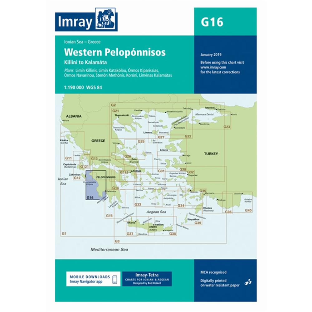 G16 West Peloponnisos