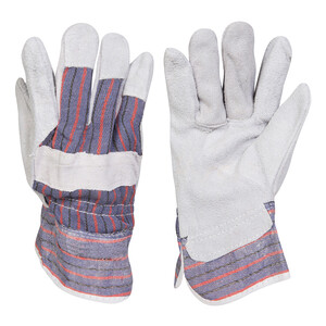 Leather Riggers Gloves (Pair)