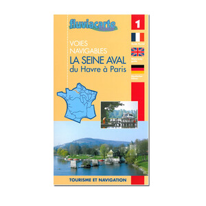 Guide 1 - La Seine (Paris to the sea)