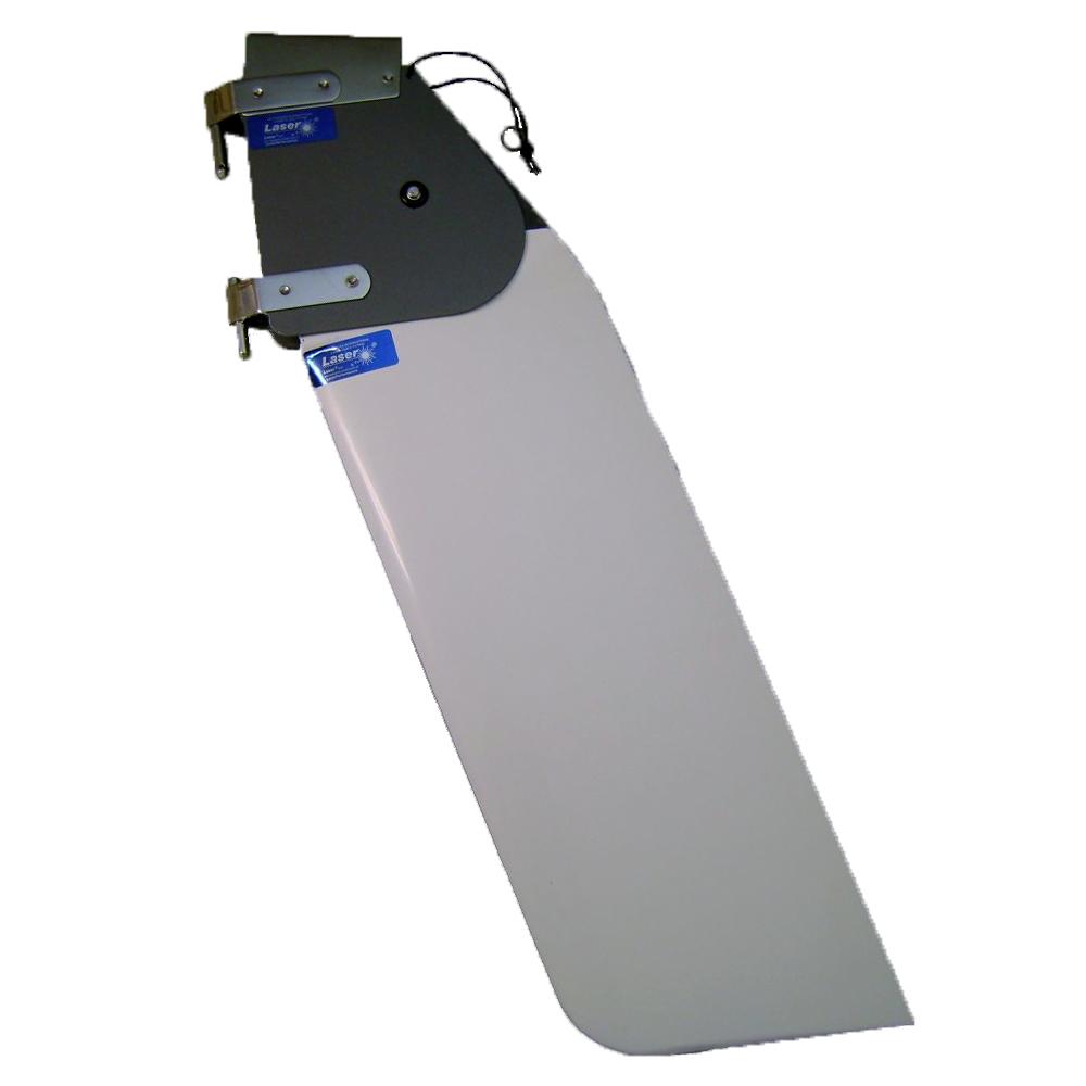 Laser Rudder Complete