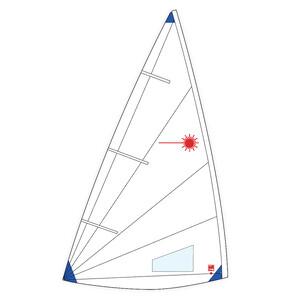 Laser Radial Class Legal Sail